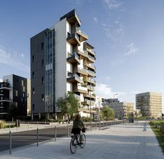 View full picture gallery of Eco-quartier Ginko