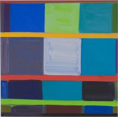 Stanley Whitney's show at the Studio Museum in Harlem proves that grids of color can have a surprising magnetism.