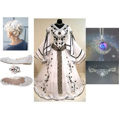 Untitled #18 by ithilwen-aranel on Polyvore featuring Shaun Leane