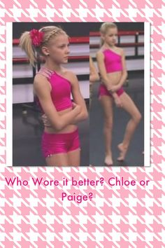 Who ever comments first gets a new follower!!! Who wore it best Chloe or Paige???