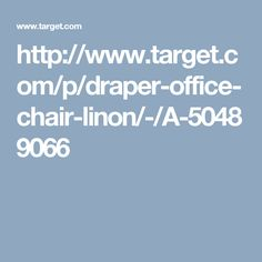 http://www.target.com/p/draper-office-chair-linon/-/A-50489066