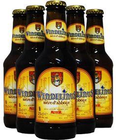 Cerveja Meteor Wendelinus, estilo Biere de Garde, produzida por Brasserie Meteor, França. 6.8% ABV de álcool.