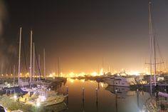 Darsena di Rimini lato sud