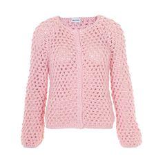 This one not bad ;) - Cardigan crochet bonbon