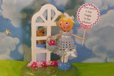 How Much is that Doggie in the Window? - Clothespin Doll | Flickr - Photo Sharing!