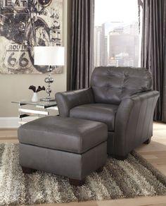 Barcalounger Eclipse II Pedestal Chair And Ottoman Promenade Chocolate  Leather / Vinyl Https://loveseatreclinersreviews.info/barcalounger Eclipse U2026