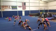 Bridge Relay Race 2  (Gymnastics/Fitness/Games)