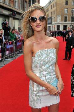 Rosie Huntington-Whiteley.  CLICK THE PIC and Learn how you can EARN MONEY while still having fun on Pinterest