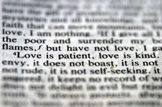 Love is patient, Love is kind Love Never Fails, Love Is Patient, Knowing God, Love Photos, Beautiful Words, Royalty Free Images, Forgiveness, True Love, Psalms