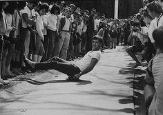 Sakteboarding in New York City 1965 – by Bill Eppridge