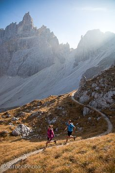 @Holly Miranda, when we live in Colorado trail running will be our hobby! get ready!