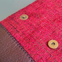 Detailbild Nandi upcycled Art & Craft Kosmetiktasche - handmade bei Dawanda: Nandi_Shop