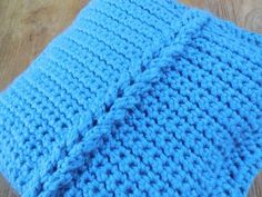 Iedereen kan haken© Kabels leren haken Crochet Cables Bars & Twist Nederlands - YouTube
