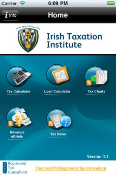 Irish Taxation Institute Tax App