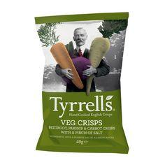 tyrells crisps - Google Search