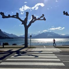 Lac d'Annecy / my lunch place today