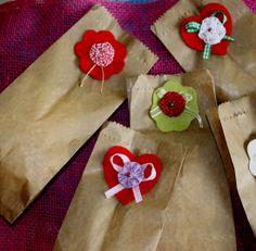 embalagem de papel by Silvana Pion