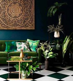5 dreamy rooms with dark walls! Want that moody and dramatic home? Go for dark walls! Here are some of the best rooms with dark walls! Ideas Actuales, Decor Ideas, Room Ideas, Bar Ideas, Art Decor, Interior Inspiration, Design Inspiration, Interior Ideas, Interior Design Minimalist