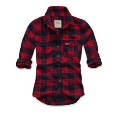 And so continues the search for the perfect flannel shirt..