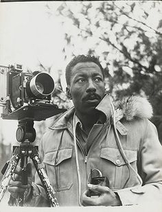 Gordon Parks | Flickr - Photo Sharing - Gordon Roger Alexander Buchannan Parks (1912 – 2006) was a groundbreaking American photographer, musician, poet, novelist, journalist, activist and film director. He is best remembered for his photo essays for Life magazine and as the director of the 1971 film Shaft.
