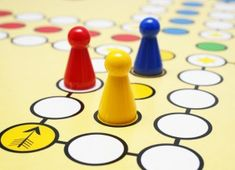 """By Mercedes Stanley One of my favorite ways to help engage families in therapy is to use board games."""" For older kids and up] and I… Play Therapy Activities, Therapy Games, Counseling Activities, Therapy Tools, Therapy Ideas, Mental Health Counseling, School Social Work, Family Therapy, Marriage And Family"""