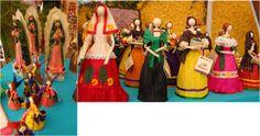 como hacer muñecas de papel periodico - Buscar con Google