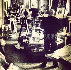 """""Everything you can imagine is real."" ~ Pablo Picasso  #arthistory #hornyforart #artforkings…"""