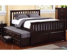 Twin Trundle Captain Bed And Blanket Design Queen Platform Frame Beds Wooden