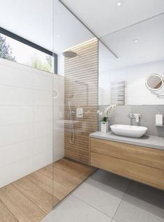Diy Bathroom Decor, Modern Bathroom Design, Bathroom Interior Design, Bathroom Ideas, Modern Bathrooms, Bathroom Organization, Master Bathrooms, Bathroom Spa, Bathroom Designs