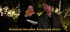 I love pizza so much :)