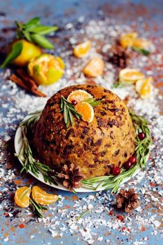 12 Easy Christmas Pudding Recipes - Traditional English Pudding