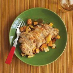 Sweet chicken...