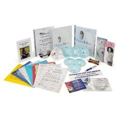 Hypnobabies Home Study Course for Expectant Mothers Plus 2 Bonus Cds    This is the only way I got good sleep during my pregnancy (considering I have insomnia) and why I stayed so calm during my 30 hour labor.