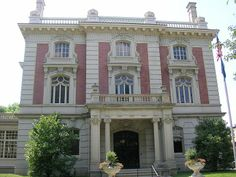 Old Mansions Louisville KY | Furguson Mansion. Photo by W. Marsh and courtesy of