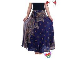 Women's Long Dark Blue Maxi Skirt  Bohemian Gypsy Hippie | Etsy Women's Long Dark Blue Maxi Skirt Bohemian Gypsy Hippie | Etsy<br> Night Outfits, Dress Outfits, Dress Clothes, Dresses, Hippie Style Clothing, Boho Fashion, Fashion Outfits, Plus Size Skirts, Long Maxi Skirts