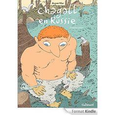 Chagall en Russie (Tome 1) eBook: Joann Sfar, Joann Sfar: Amazon.fr: Boutique Kindle