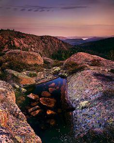Skuleskogen National Park, Västernorrland County
