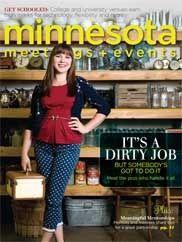 Minnesota Meetings + Events Fall 2012 #meetings #events #magazines