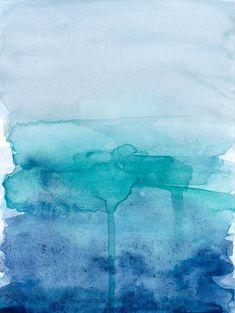 blue ombre watercolour design in 2019 watercolor. Watercolor Wallpaper Phone, Ombre Wallpaper Iphone, Ombre Wallpapers, Cute Wallpapers, Phone Wallpapers, Hd Wallpaper, Ombre Background, Background Pictures, Watercolor Background