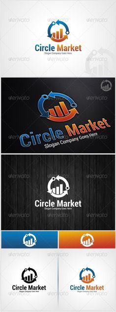 Graphic - Logo Templates - ePublishing - Web Elements - Vectors: Circle Market