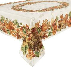 jcpenney - Harvest Season Tablecloth - jcpenney