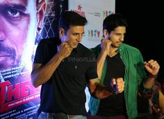 'Brothers' Akshay and Sidharth visit Indore | PINKVILLA