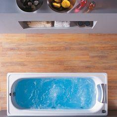 Μπανιέρα Ευθύγραμμη ΣΚΟΠΕΛΟΣ 160χ70 cm - Flobali #bath #bathtub #bathtubs #bathtubdesign #bathdesign #bathdecor #bathdesigns #bathdesigner #bathdesignideas #design #designs #designbathroom