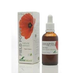 Amapola Extracto glirecina  50 ml Soria Natural
