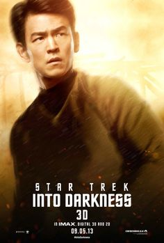 The Gossip Wrap-Up!: Movie Posters: STAR TREK INTO DARKNESS