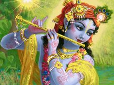 Krishna aka Vishnu reincarnation (with flute artefact/symbol), modern interpretation. Krishna Radha, Hare Krishna, Krishna Leela, Jai Shree Krishna, Radha Krishna Pictures, Lord Krishna Images, Krishna Photos, Iskcon Krishna, Shiva