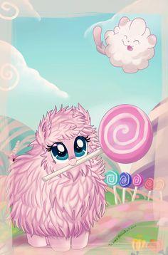 Fluffle Puff by pridark.deviantart.com on @deviantART