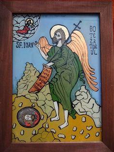 Icoane pe Sticla Medieval Art, Coloring Pages, Comic Books, Baseball Cards, Comics, Glass, Board, Art, Drinkware