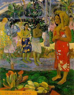 """O primitivismo de Paul Gauguin A fuga da civilização e busca por uma """"arte primitiva"""" Veja também: Biografia, obra e curiosidades sobre Paul Gauguin Na época de Paul Gauguin, era comum a idealização de culturas supostamente incivilizadas, que serviam de inspiração para a obra de artistas modernos. O mito do …"""