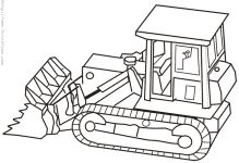 free printable coloring pages of animals, trucks, flowers, etc.